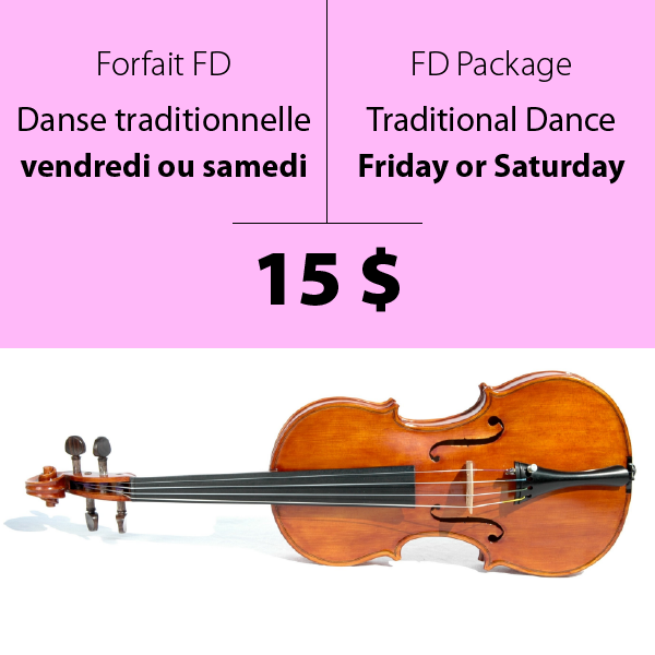 Danse traditionnelle -FD