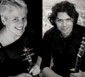 Stéphanie Lépine et Éric Beaudry - Festival du violon traditionnel de Sutton 2021